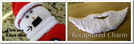 Sock Snowman Sock Santa 003a-tile