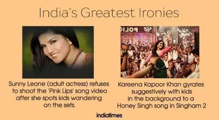 Sunny Leone vs Kareena Kapoor.