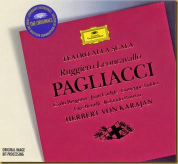 Pagliacci Karajan