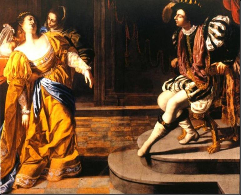 Artemisia Gentileschi - Tutt'Art@  (13)