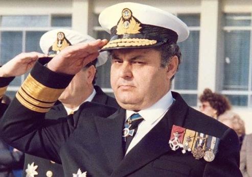 Πέθανε ο θρυλικός κυβερνήτης του «Βέλος» Νίκος Παππάς