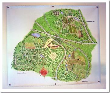 jones farm map