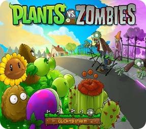 plants e zumbis