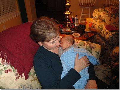 9.  Nonnie and Knox