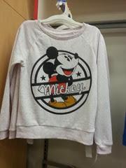 Target Mickey Sweatshirt