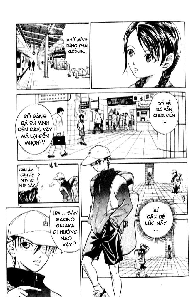 Prince of Tennis Chap 1 - Truyen.Chap.VN