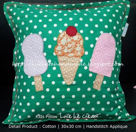 Love Ice Cream Hijau