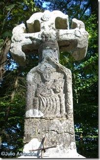 Cruz de los peregrinos - Roncesvalles