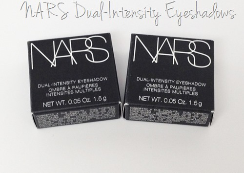 NARS Dual-Intensity Eyeshadows