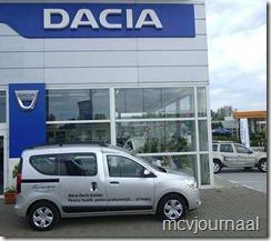 Dacia Dokker Roemenië 01