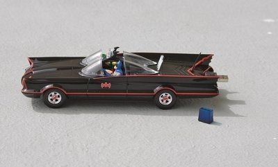Batman car USB memory stick
