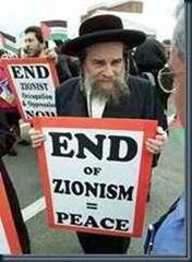 Fim do Sionismo