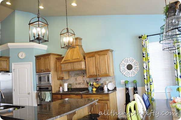 Blue-kitchen-sherwin-williams-raindrop