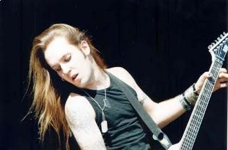Alexi Laiho HairStyle for Men