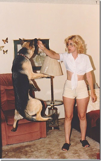 Heidi & Donna 1987
