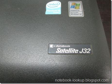 บันทึกช่าง Toshiba Satellite J32 เปิดได้บ้าง ไม่ได้บ้าง