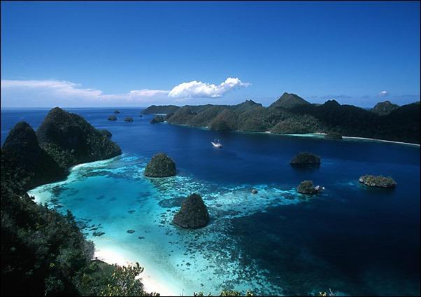 طبيعة اندونيسيا
