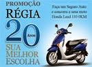 promocao regia 20 anos