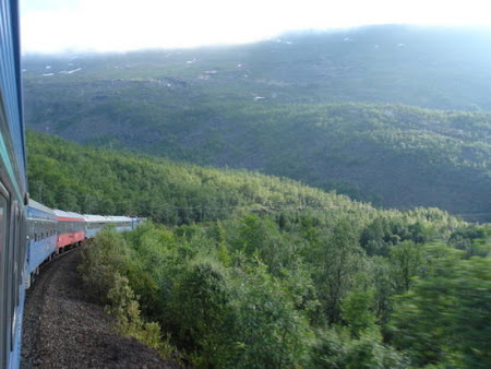 Train to Narvik
