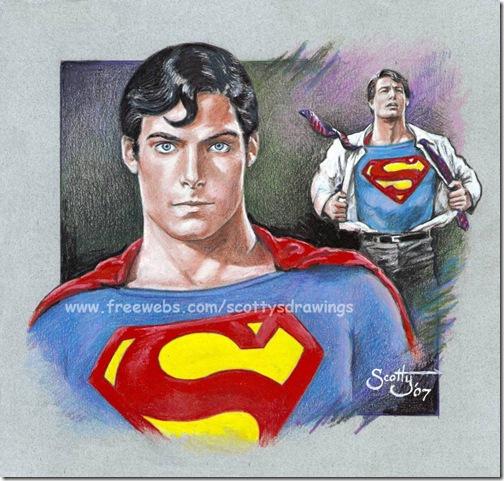 Superman,Jerry Siegel,Joe Shuster,Kal-El,Clark Joseph Kent,Christopher Reeve (147)