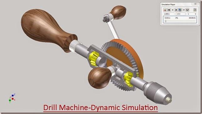 Drill Machine-Dynamic Simulation_1