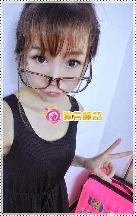 日本KRIAKRIA隱形眼鏡-Sweety Eye 糖果巧克力11
