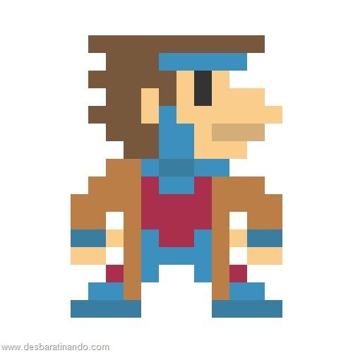 super herois e viloes em 8 bits x man (17)