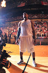 lebron james nba 130301 mia vs mem 04 LeBron Debuts Prism Xs As Miami Heat Win 13th Straight