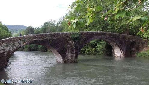 Puente de San Miguel - Bera