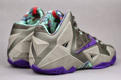 nike lebron 11 gr terracotta warrior 7 04 Nike LeBron XI (11) Terracotta Warrior Available on eBay