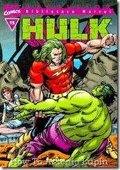 P00015 - Biblioteca Marvel - Hulk #15