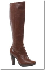 LK Bennett Tan Leather Boots