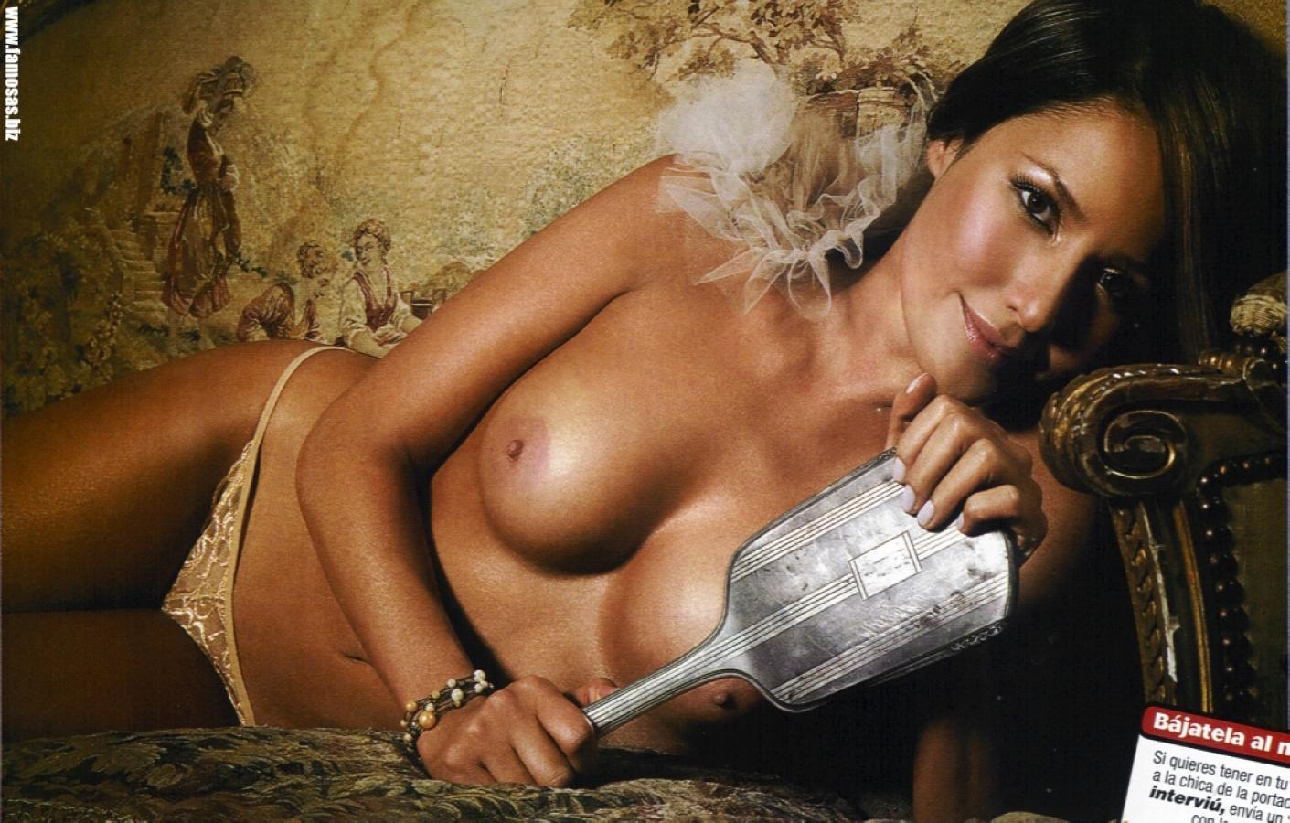 Fotos De La Actriz Colombiana Liliana Salazar Para Revista Interviu