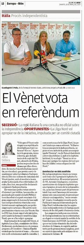 Veneto referèndum 2014