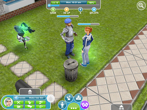 sims freeplay ipad