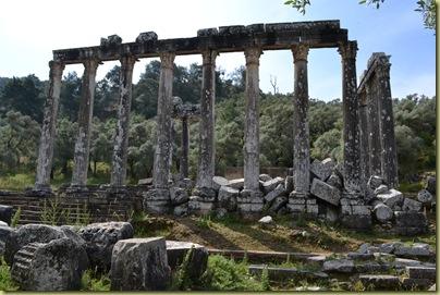 Euromos Temple of Zeus-1