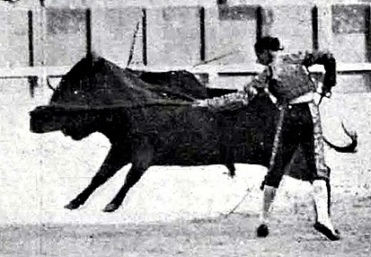 1916-04-13 (p. 17 La Lidia) Madrid Alternativa Ballesteros Natural de Joselito