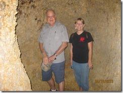 Cary & Joyce in Bunker