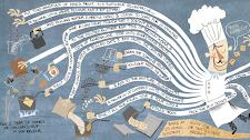 Imagen Recetas ilustradas por diseñadores y artistas