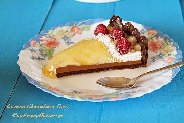 Lemon Chocolate Tart.JPG