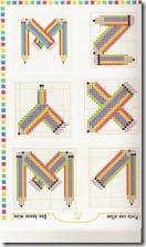 abecedario  lapiz punto de cruz 1000patrones(4)