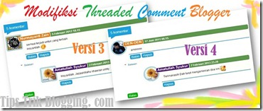 Modifikasi Threaded Comment Cantik