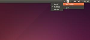 Ulatencyd GUI in Ubuntu Linux