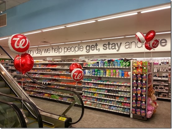 Walgreens NYC Flagship Grand Re-Opening #shop #cbias
