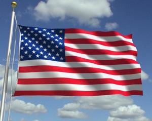 American US Flag 1