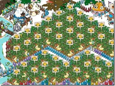 Smurfs' Village Potato Harvest