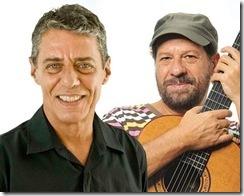 Chico Buarque e Joao Bosco