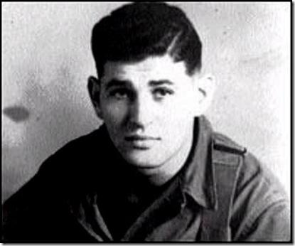 Tibor Rubin - Young soldier M-H Korean War