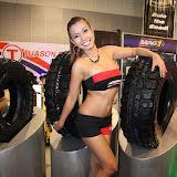 philippine transport show 2011 - girls (16).JPG