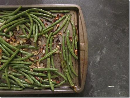 Deconstructed Green Bean Casserole - Every Little Thing